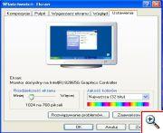 ustawienia podstawowe windows xp